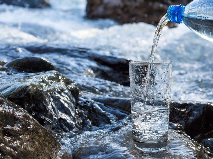 Bottled Water in Louisville Break Rooms