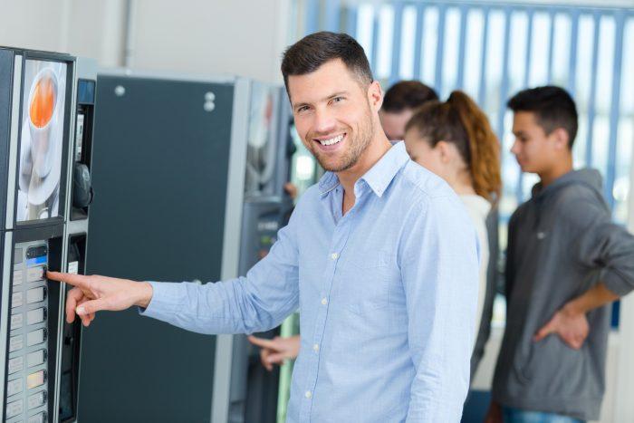 vending technology in louisville break rooms
