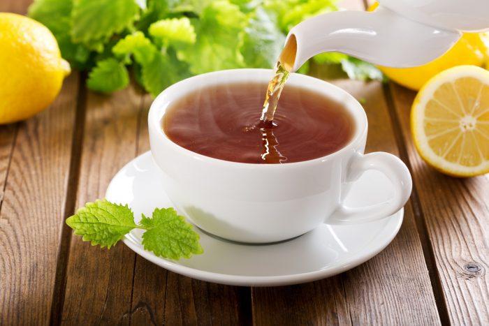Caffeinated Tea Options in Louisville