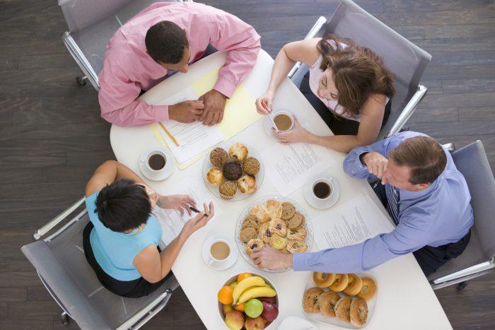 Louisville Workplace Culture | Employee Satisfaction | Breakfast | Promote Productivity